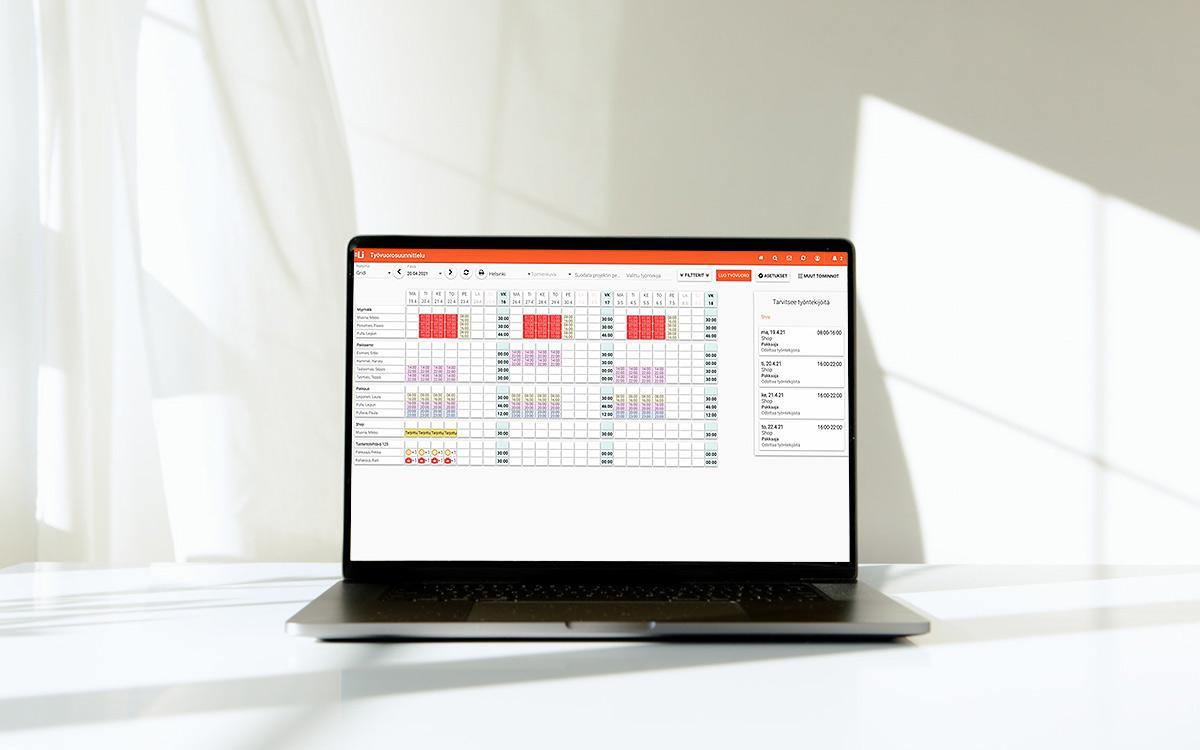 Resurssien.allokointi.tietokoneella
